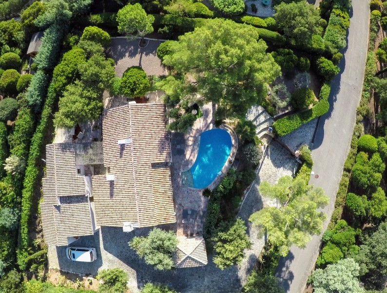 La Crespina - Aerial view