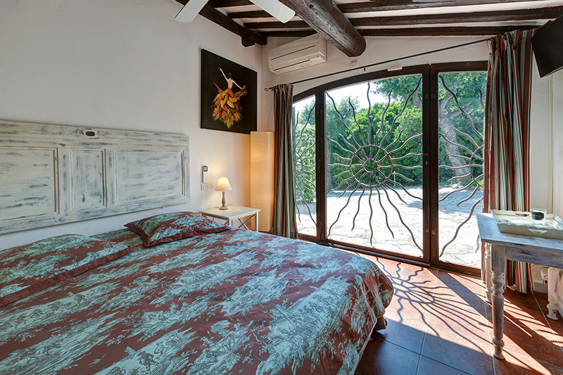 Bedroom Garrigue